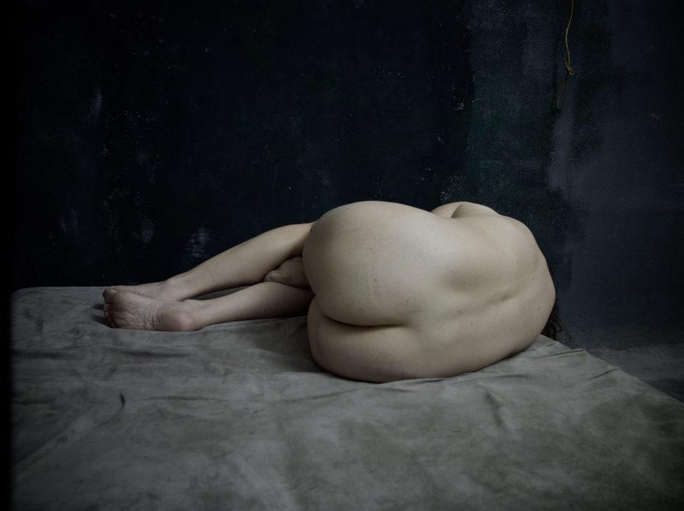 Thomas Rusch, Nackt, Galerie Silber & Salz, Berlin